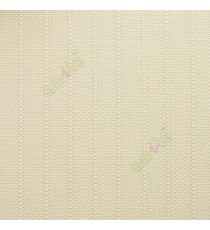Beige color vertical stripes texture finished surface thick material vertical blind