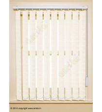 Vertical Blind Office Blinds 100101
