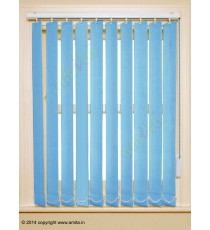 Vertical Blind Office Blinds 100108