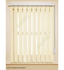 Vertical Blind Office Blinds 100109