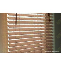 Wooden Blinds 35 mm Venetian Blinds Honey 100087