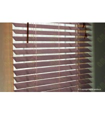 Wooden Blinds 35 mm Venetian Blinds Mahogany 100088