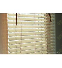 Wooden Blinds 35 mm Venetian Blinds Natural 100089