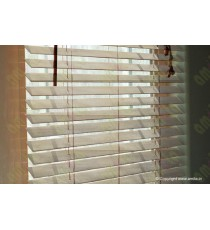 Wooden Blinds 35 mm Venetian Blinds Sand 100091
