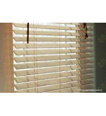 Wooden Blinds 35 mm Venetian Blinds S.Maple 100092