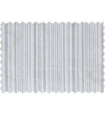 Grey shadow stripes poly main curtain designs