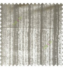 Grey color vertical stripes water drops texture gradients polyester base fabric main curtain