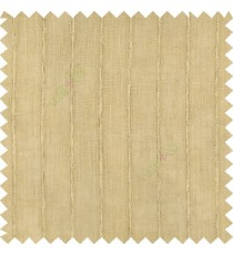 Brown color vertical pencil stripes texture gradients horizontal lines with transparent polyester fabric sheer curtain
