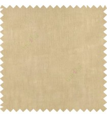 Brown color complete plain texture gradients designless cotton finished with polyester base fabric sheer curtain
