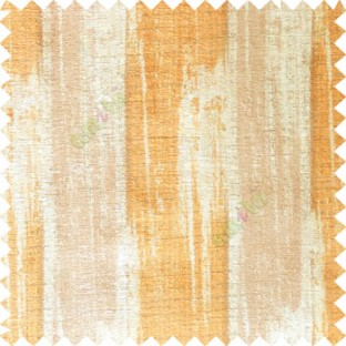 Orange cream grey color vertical stripes texture designs colorful lines with thick polyester background main curtain