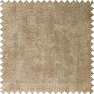 Brown color solid texture pattern designless background thick polyester base main curtain