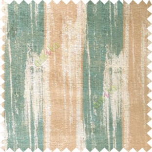 Blue brown cream color vertical stripes texture designs colorful lines with thick polyester background main curtain