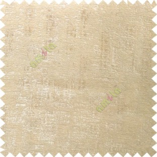 Cream color solid texture pattern designless background thick polyester base main curtain