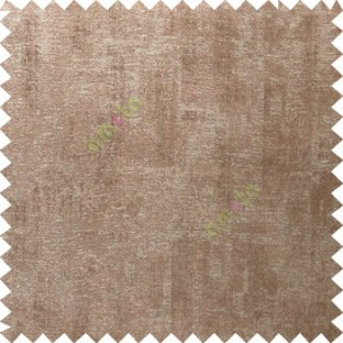 Dark brown color solid texture pattern designless background thick polyester base main curtain