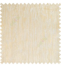 Beige gold color vertical trendy lines texture finished surface polyester base fabric main curtain