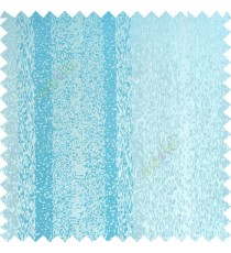 Aqua blue silver color vertical texture finished designs digital patterns bold wide straight lines polyester thick base fabric main curtain