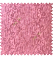 Pink color complete texture patterns vertical embossed lines texture gradients polyester background main curtain
