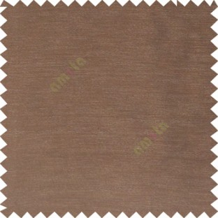 Dark brown color complete texture pattern horizontal lines with thick polyester designless background main curtain
