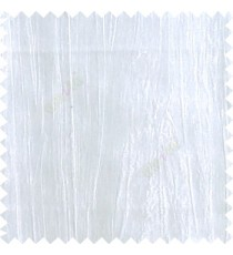 White color vertical texture lines crushed pattern embossed texture polyester background horizontal stripes curtain fabric
