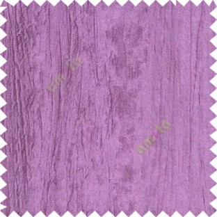 Purple color vertical texture lines crushed pattern embossed texture polyester background horizontal stripes curtain fabric