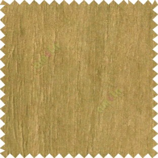 Brownish green color vertical texture lines crushed pattern embossed texture polyester background horizontal stripes curtain fabric