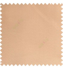 Copper brown color complete plain texture surface slant lines polyester background main fabric