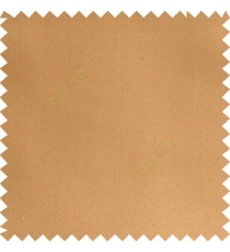 Tawny brown color complete plain texture surface slant lines polyester background main fabric