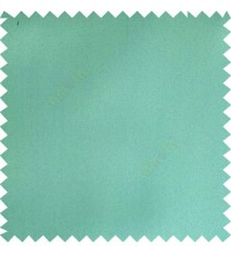 Sea green color complete plain texture surface slant lines polyester background main fabric