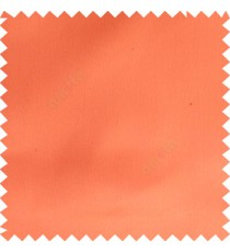 Orange color complete plain texture surface slant lines polyester background main fabric