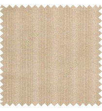 Brown gold color vertical texture stipes designless polyester background transparent base fabric sheer curtain