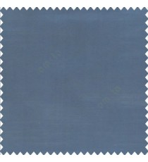 Solid plain blue color horizontal lines thick and shiny poly fabric silk finished main curtain