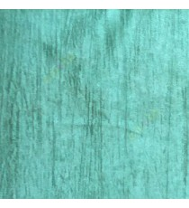 Aqua blue color embossed texture vertical stripes main curtain