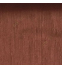 Brown color embossed texture vertical stripes main curtain