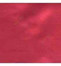 Maroon color complete solid and very thin thread crossing lines dimout main curtain