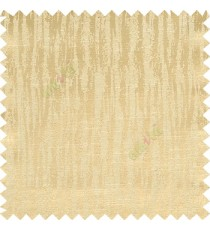 Beige color vertical texture stripes horizontal stripes with thick polyester background main curtain