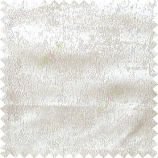 White color solid texture poly curtain main fabric