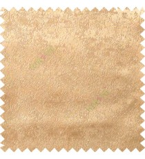 Dark gold color solid texture poly curtain main fabric