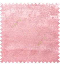 Light pink color solid texture poly curtain main fabric