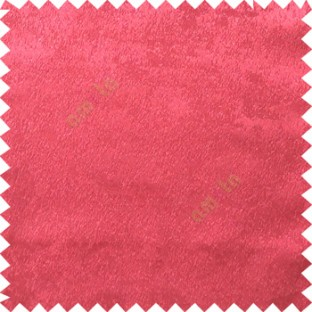 Red color solid texture poly curtain main fabric