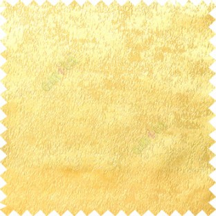 Light yellow color solid texture poly curtain main fabric