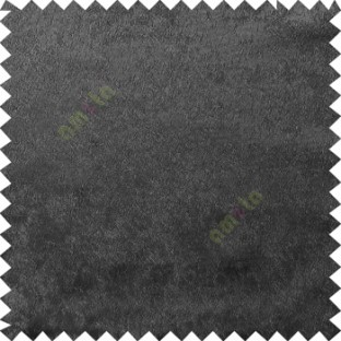 Blue color solid texture poly curtain main fabric