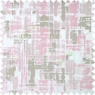 Pink grey color complete texture vertical lines with polyester thick background main curtain