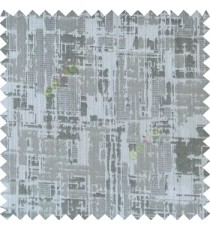Black grey color complete texture vertical lines with polyester thick background main curtain