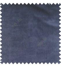Black color complete plain designless velvet finished chenille soft background main curtain