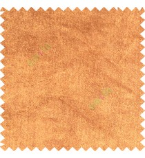 Caramel brown color complete plain designless velvet finished chenille soft background main curtain