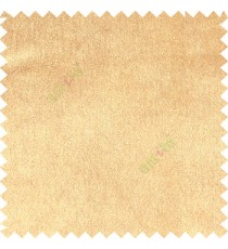 Beige light brown color complete plain designless velvet finished chenille soft background main curtain