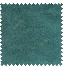 Bright greenish blue color complete plain designless velvet finished chenille soft background main curtain