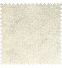 Grey cream color complete plain designless velvet finished chenille soft background main curtain