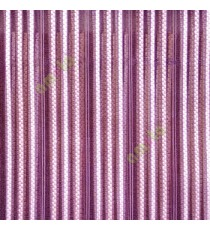 Purple beige white color vertical digital dots stripes with transparent net fabric horizontal thin lines sheer curtain