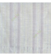 Grey beige color vertical texture bold stripes and horizontal thin short lines polycotton main curtain